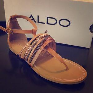 Aldo Sunnybrae Sandal | Size 10